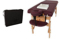 Ironman 30-Inch Astoria Massage Table with Heating Pad and Carry Bag *** Learn more by visiting the image link. (Note:Amazon affiliate link)