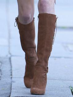 Kate Bosworth in River Island boots