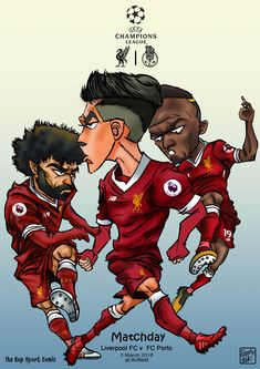 Liverpool Logo, Salah Liverpool, Liverpool Players, Liverpool Football Club, Football Tops, Football Art, Football Memes, Football Player Drawing, Liverpool Champions League