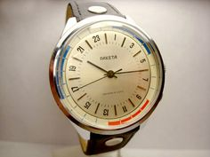 Soviet watch Russian watch  Vintage Watch Mens by WatchXXcentury