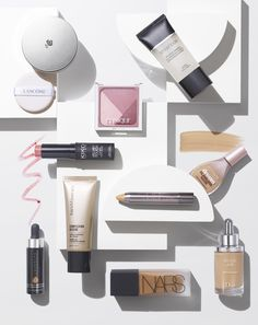 GLAMOUR Beauty Power List Base shot with Dennis Pederson