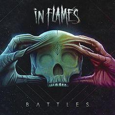"""Jewelcase-Edition.  In Flames kündigen das kommende Album """"Battles"""" an. Der neue Output verbindet auf elegante Weise die Wurzeln der Band mit einem neuen einzigartigen Sound. Produziert wurde der Longplayer in Zusammenarbeit mit Howard Benson, der auch schon Alben von Bands wie Papa Roach und My Chemical Romance den letzten Schliff verpasste."""