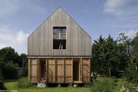 The House In The Grove on Architizer