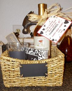 House warming gift for clients! LOVE IT!