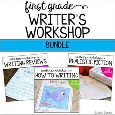 This past week we launched our writer's workshop lessons! I use my writer's workshop units throughout the year, but before we dive into small moments we talk about what Writer's Workshop looks like in our first grade classroom. This poster is hanging in our classroom and we go through each of these bullet points throughout the first …