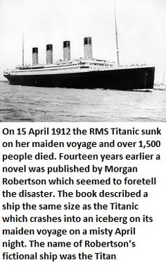For more strange facts click on the image!