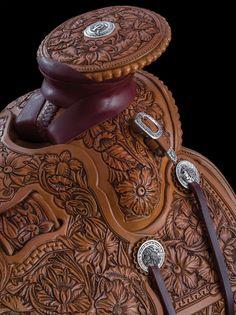 Willemsma Saddle Detail