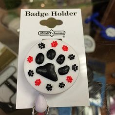 #DogLovers, paws for a second and look at this one! #nurse #accessories #yyj