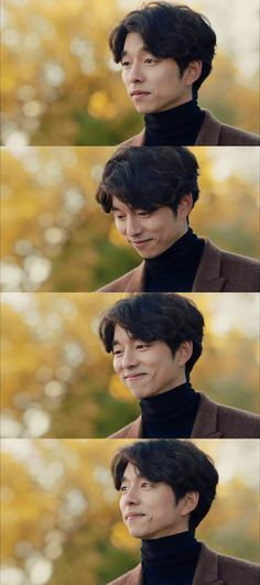 Loved Gong Yoo in Goblin ! Asian Actors, Korean Actors, Goblin The Lonely And Great God, Goblin Korean Drama, Yoo Gong, Gong Yoo Smile, Goblin Gong Yoo, Goblin Kdrama, Song Joong