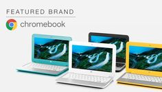 Ready for college? We know you still have the summer but why miss out on these awesome new chromebook laptops?