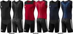 adidas Weightlifting suits