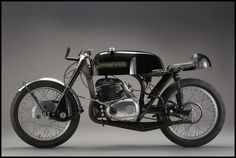 Greeves Oulton Cafe Racer