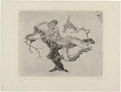 Paul Klee, Inventionen Nr. 3, Jungfrau im Baum (1903) - Paul Klee - Wikipedia, the free encyclopedia
