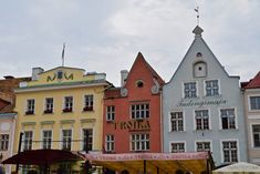 Tallinn, the gem of the Baltic: one day trip from Helsinki — ARW Travels One Day Trip, Cities In Europe, Back In Time, Town Hall, Helsinki, Old Town, Finland, Cathedral, Mansions