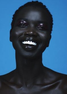 Portrait Photography Inspiration : ED MAXIMUS // PhotoVogue - Vogue Italia - Photography Magazine Vogue, Pretty People, Beautiful People, Photographie Portrait Inspiration, Portraits, Too Faced, African Beauty, Beautiful Black Women, Dark Skin