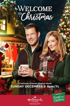 061bed34d11 Its a Wonderful Movie - Your Guide to Family and Christmas Movies on TV:  Welcome to Christmas - a Hallmark Channel
