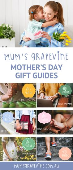 Gift Guide: 101 Gift ideas for Mums #gift #guide #mums #mothersday