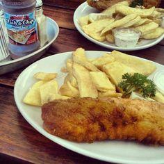 fish & chips londra