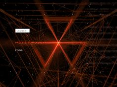 Dribbble - Cryptaris I1 Warning by Michael Sevilla