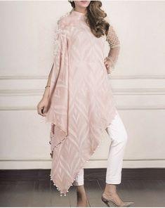 Stylish Kurtis Design, Stylish Dress Designs, Designs For Dresses, Stylish Dresses, Indian Fashion Dresses, Indian Designer Outfits, Fashion Outfits, Women's Fashion, Pakistani Dress Design