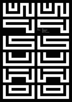 graphics thisisgrey likes         — symmetrysymptom:   Poster by Marco Lacerenza
