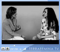 TerraFemina, interviewée par Isabelle Juppé Selfie, Tights, Selfies