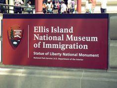 Ellis Island {Girl On A Mountain}