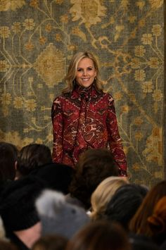 Fashion Week New York mit Tory Burch #fashionweekny