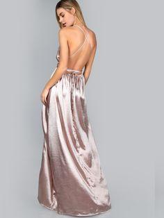 Linea del 20 maxi dress