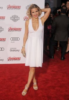 Pin for Later: PDA, Play-Fighting, and Plenty More Fun Moments From the Avengers Premiere