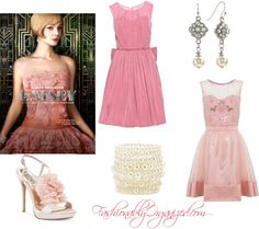 The Great Gatsby Inspired Fashion #FashionFriday