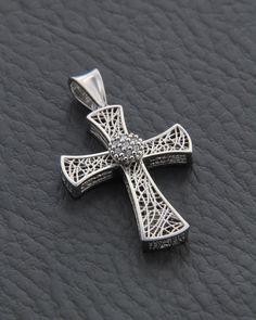 Cross Jewelry, Crosses, Cross Pendant, Symbols, Letters, Beautiful, Letter, Lettering, Glyphs