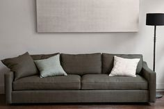 Crosby Loveseats: American-Made, Sustainable Seating   Canvas Home