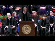 Sorkin's commencement speech at Syracuse University