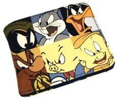 Looney Tunes Character Wallet