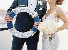 Elegant + Glamorous Newport Yacht Wedding Photography : Mariel Hannah Read More on SMP: www. Yacht Wedding, Nautical Wedding, Wedding Tags, Wedding Ideas, Wedding Gallery, Newport Beach, California Wedding, Wedding Designs, Affair