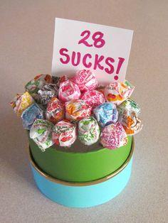 birthday gag gift