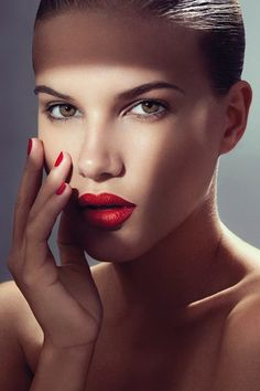Bright red nail polish is a perennial beauty classic - see our 10 favourite hues here