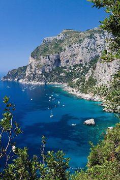 Capri, province of Naples, Campania