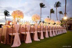 hawaiian wedding receptions | hawaii reception