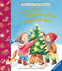 Meine erste Kinderbibliothek: Meine ersten Weihnachts-Geschichten von Hannelore Dierks http://www.amazon.de/dp/3473434558/ref=cm_sw_r_pi_dp_LVaBub1JYPV5F