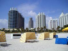 Miami, Florida with Expert Travel Tips Miami Beach, Miami Florida, South Beach, Places Around The World, Around The Worlds, Miami Art Deco, Sunshine State, New York Skyline, Skyscraper