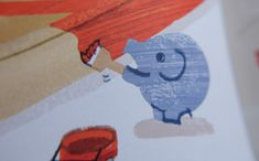 My first children's book How To Fly Like an Elephant  Paperback Country of origin United Kingdom Pages 32 Dimensions 280x212mm Language English Publication date 10th May 2018 Author and illustrator KYOKO NEMOTO Publisher Penguin Random House UK Puffin Books and V&A (Victoria and Albert museum publishing)  #penguinbook #puffinBooks #UK #story #kids #children #book #KyokoNemoto #illustrator #illustration #art