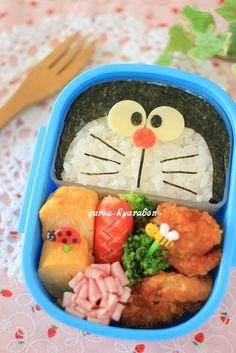 Bento Kids, Anime Bento, Food Art For Kids, Bento Recipes, Cafe Food, Bento Box, Aesthetic Food, Creative Food, Food Inspiration