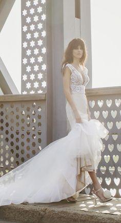 Zahavit Tshuba 2015 Bridal Collection - Belle the Magazine . The Wedding Blog For The Sophisticated Bride