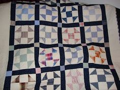 Deb Rowden's Thrift Shop Quilts: Another Anna admirer's quilts