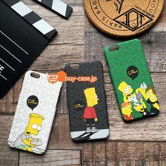 iPhone7ケースペアファッションブランド ザ・シンプソンズ靴シューズiphone6アイフォン6splusハードケース7マット素材立体手触りカップル向け