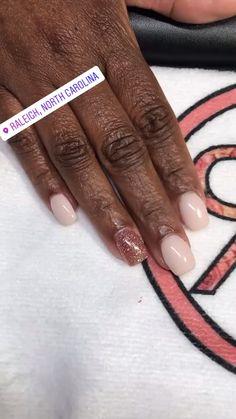 Dark Skin Nail Color, Aycrlic Nails, Square Nails, Acrylics, Nail Colors, Prom Dresses, Nude, Beauty, Acrylic Nails