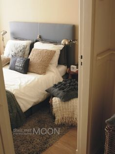 thuis met Moon: Stoere slaapkamer - Slaapkamer romantiek | Pinterest ...