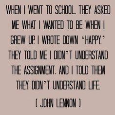 Love John!!